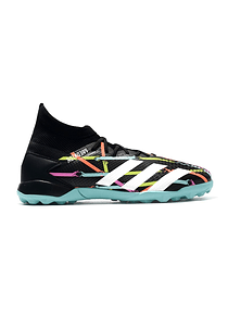 Adidas Predator 20.3 TF  Negra/Azul