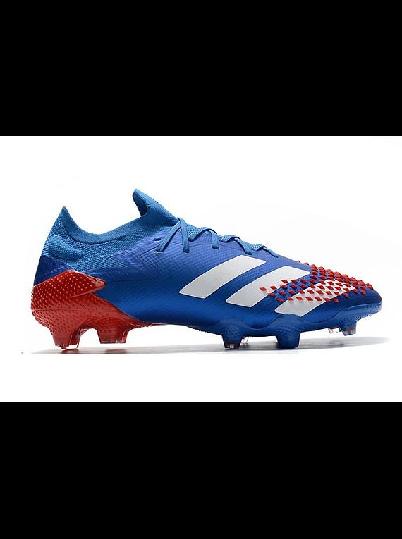 Adidas Predator Mutator Azul/Rojo 20.1