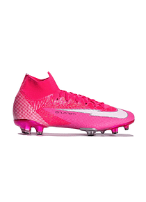 Nike Mercurial Superfly 7 Elite AG Mbappe Rosa