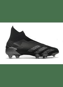 Adidas Predator Mutator 20+ Negro/Plata FG