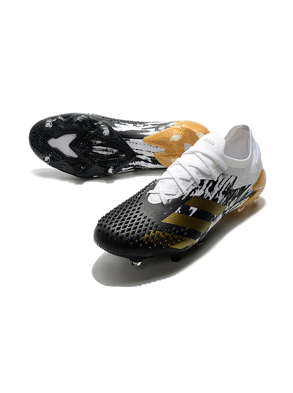 Adidas Predator Mutator Blanco/Dorado 20.1