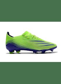 Adidas X Ghosted .1 FG Verde/Morado