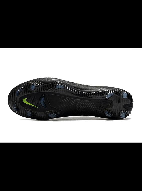 Nike Phantom GT Elite FG - Negro/Verde/Azul
