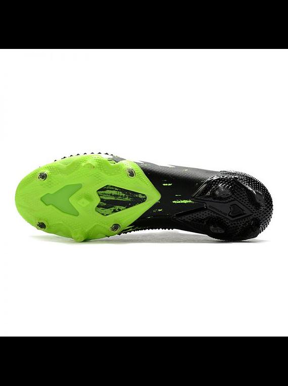 adidas Predator Mutator 20.1 Low FG Signal Verde Negro