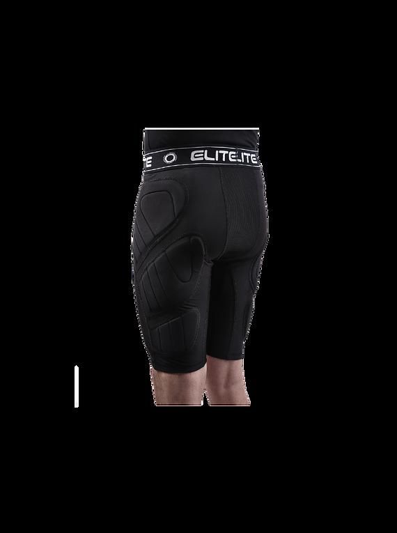 Elite Sport Licra Corta Con Protecciones 3mm
