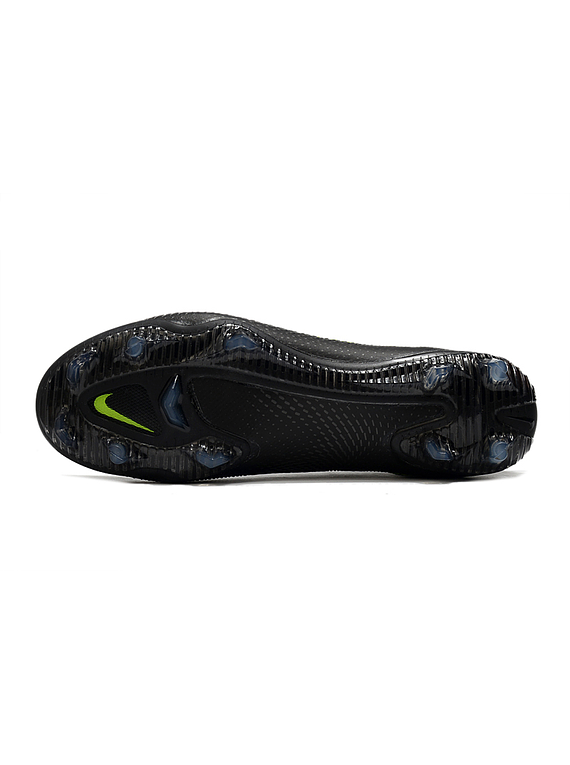 Nike Phantom GT Scorpion Elite FG Bota - Negro/Verde