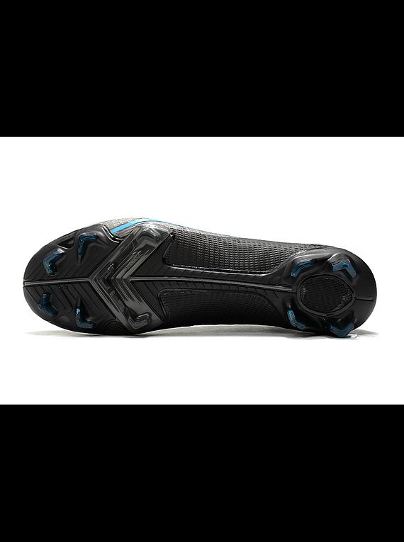 Nike Superfly 8 Elite FG Negro/Azul