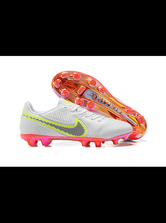 Nike Tiempo Legend 9 FG Blanco