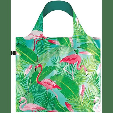 Saco Compras Wild Flamingos