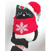 Gato Segura Portas Natal