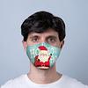 Máscara Protetora Pai Natal