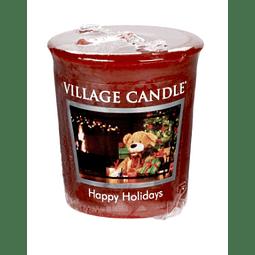 VC - Vela Voltiva Happy Holidays