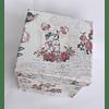 Caixa Coelhos Vintage 16,5cm