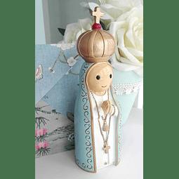 Nossa Senhora de Fátima 16.5cm - 17443