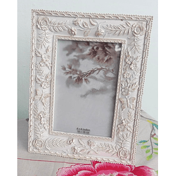 Porta Retrato Flores