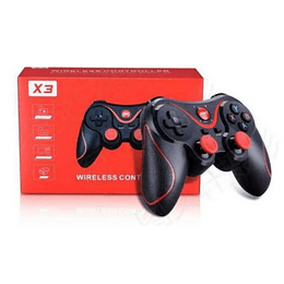 Wireless controller X3 control para window ps, Android, VR, Iphone, Ipad