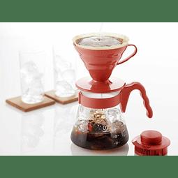 Coffee Server Set - Kit completo V60 Rojo