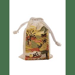 Saco transportador reutilizable para café en grano PRIMATES Burundi