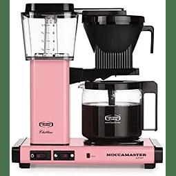 Cafetera Moccamaster Rosado Pastel