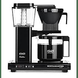 Cafetera Moccamaster Negra
