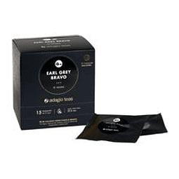 Caja 15 Teabags Earl Grey Bravo