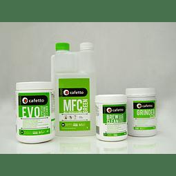 Kit de limpieza ecológico Cafetto - 100% Biodegradable