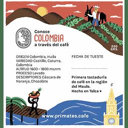Café Colombia Huila 250gr