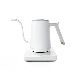 Fish Smart Electric Pour Over Kettle 600ml White