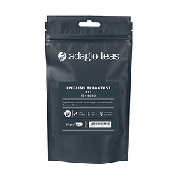 Te Negro English Breakfast 57gr