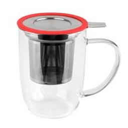 Mug Bhoro Rojo
