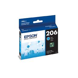 206 Epson Cyan T206220-AL