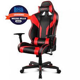 Silla Gaming Drift DR111 BLACK-RED (PRE-VENTA)