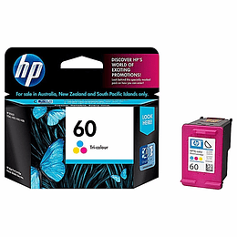 HP 60 Color (CC643)