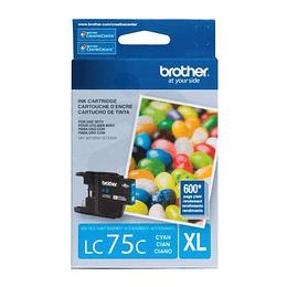 LC75C Cartridge Cyan Brother