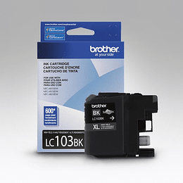 LC103 Negro Cartridge Brother