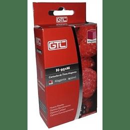 Hp 951XL Alternativo Magenta gtc Comp HP