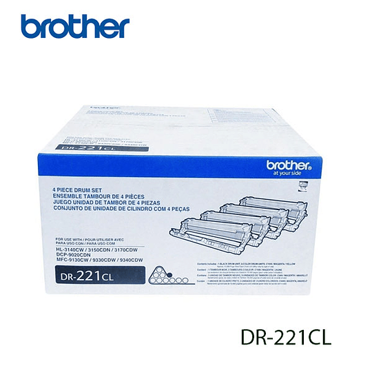 Dr221CL Tambor Brother