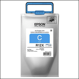 Bolsa de Tinta Epson TR12X220-AL Cyan