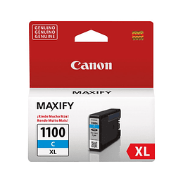 PGI1100XL Cartridge Canon Cyan