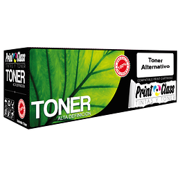 CF400A Toner Alternativo compatible Hp Negro (201A)
