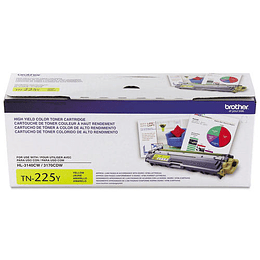 Tn225 Toner Brother Yellow