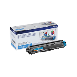 Tn225 Toner Brother Cyan