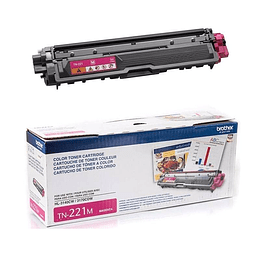 Tn221 Toner Brother Magenta