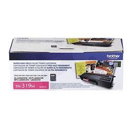 Tn319 Toner Brother Magenta