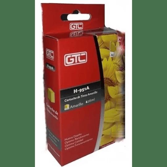 hp 951XL Alternativo Yellow, gtc Comp HP