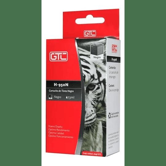 Hp950XL Alternativo Negro,gtc Comp HP Pack