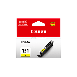 CLI151 Cartridge Canon Yellow