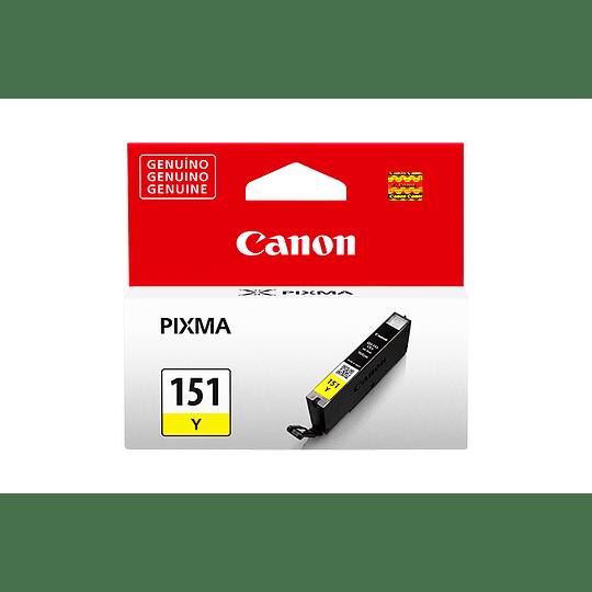 CLI151 Cartridge Canon Yellow