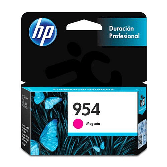 HP Tintas-Cartridge Magenta 954