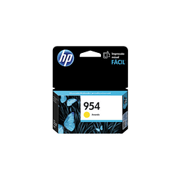 HP Tintas-Cartridge Yellow 954